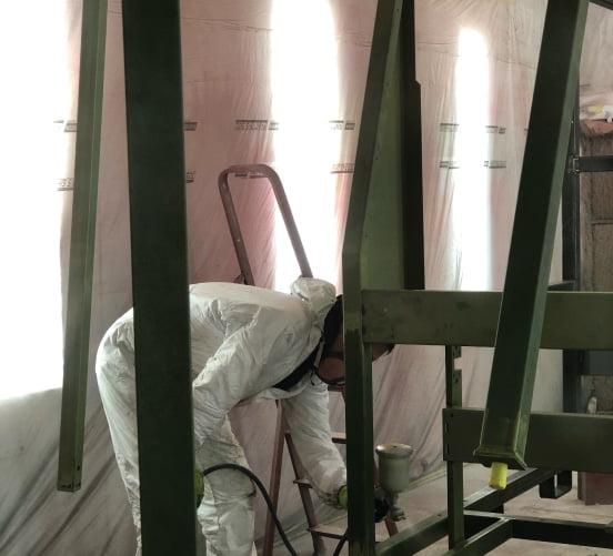peinture industrielle